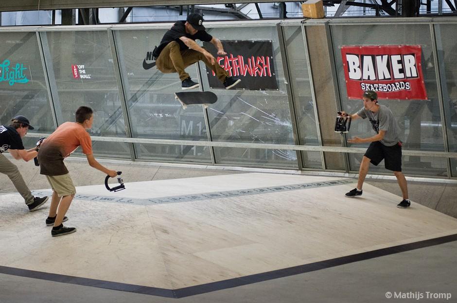 Baker-Deathwish-Demo-Skatepark-Amsterdam-Andrew-Reynolds-Fs-flip