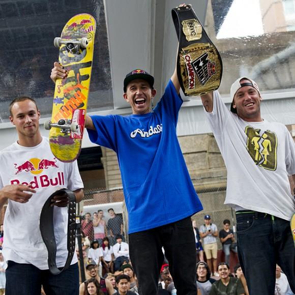 Red Bull Manny Mania NY 2012